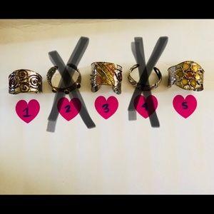 Jewelry - Bracelet Grab Bag #1